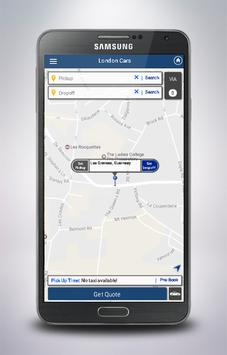 London Cars (South West) screenshot 1