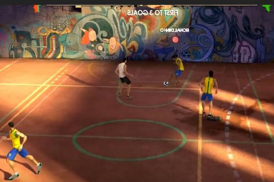 Strategy: FIFA Street 2 FREE 2018 poster