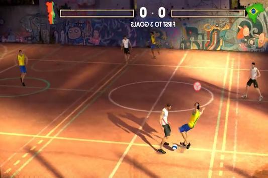 Strategy: FIFA Street 2 FREE 2018 screenshot 1