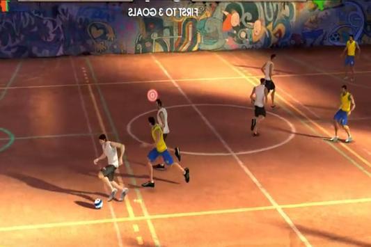 Strategy: FIFA Street 2 FREE 2018 screenshot 6