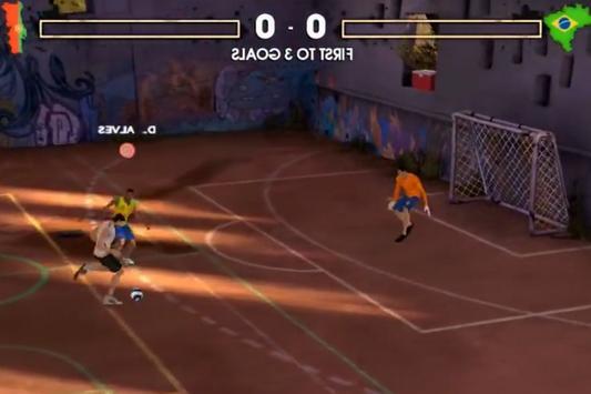 Strategy: FIFA Street 2 FREE 2018 screenshot 8