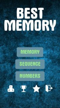Brain Trainer Memory Workout apk screenshot