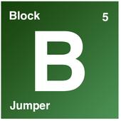 Bumper:Square Color Block Jump icon