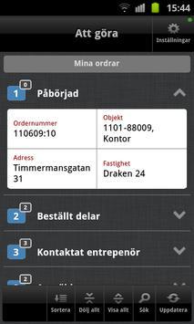 Källfelt Byggnads TF apk screenshot