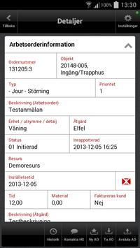 SKIFU Teknisk förvaltning apk screenshot