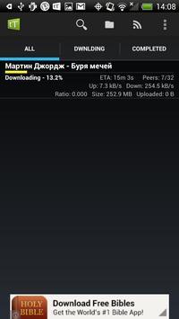 AudioBooksTor - Аудиокниги apk screenshot