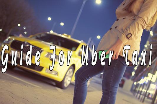 Vtips Uber Driver Taxi poster