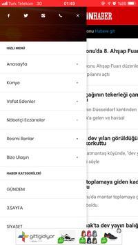 Vitrin Haber screenshot 2