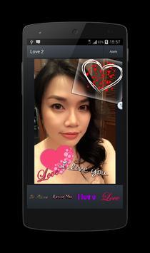 Free Love Stickers Pack 2 screenshot 1