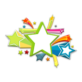 Free Stars Stickers Pack 1 icon