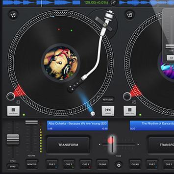 Virtual Beat Mixing Guide poster