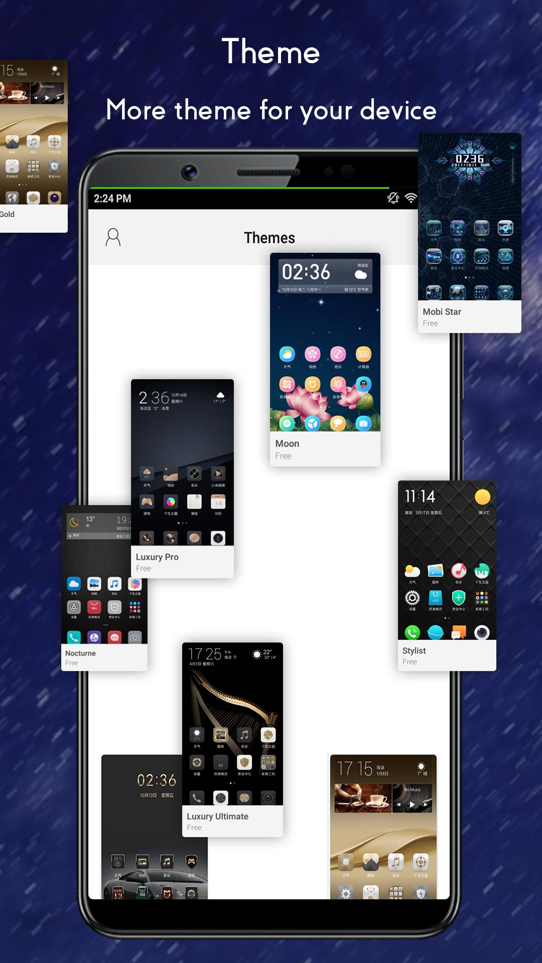 Launcher For Vivo for Android - APK Download