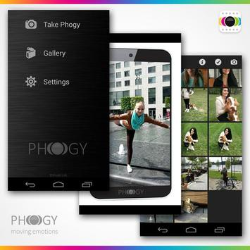 Phogy, 3D Camera apk screenshot