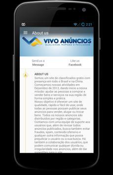 Vivo Anúncios screenshot 1