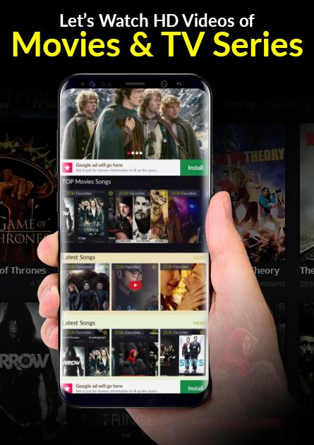 Watch Movies and TV Series Free for Android - APK Download