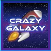 CRAZY GALAXY icon