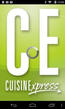 CuisinExpress poster