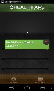 HealthFare screenshot 1