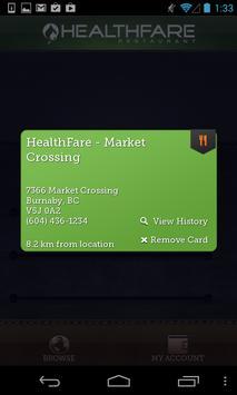 HealthFare apk screenshot