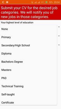 Open Jobs Guatemala apk screenshot