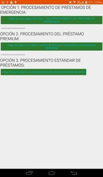 Open Loans Chile apk screenshot