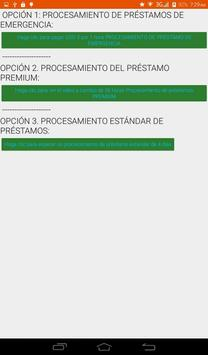 Open Loans Nicaragua apk screenshot