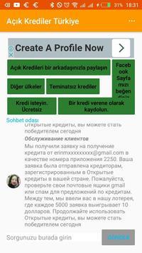 Open Loans Turkey screenshot 1