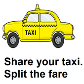 Share My Taxi icon