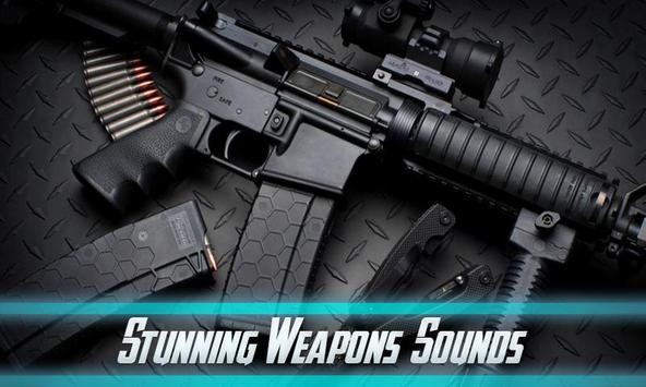 Weapon Real gun Sounds poster