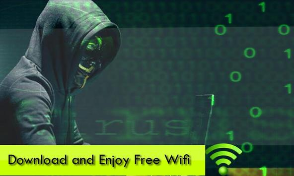 Wifi Password Hacker Prank screenshot 3