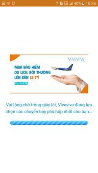 ViVaViVu - Vé máy bay giá rẻ khuyến mãi screenshot 1
