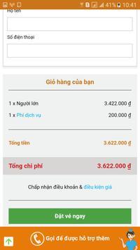 ViVaViVu - Vé máy bay giá rẻ khuyến mãi screenshot 4