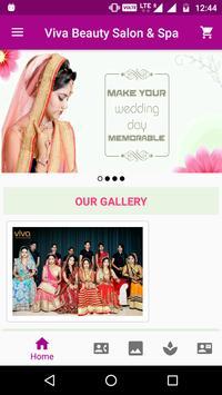 Viva Beauty Salon & SPA in Varanasi. poster