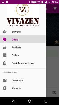 Viva Beauty Salon & SPA in Varanasi. screenshot 1