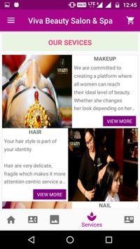 Viva Beauty Salon & SPA in Varanasi. screenshot 2