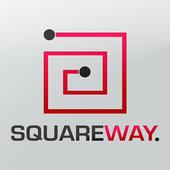 Squareway icon