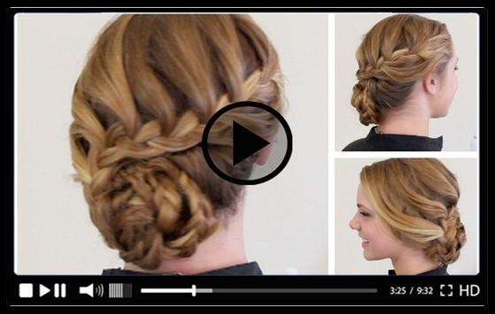 Girls Hairstyles Videos: Hairstyle Tutorials 2018 for Android - APK ...