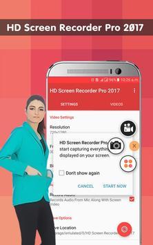 HD Screen Recorder Pro screenshot 2