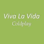 Viva La Vida Coldplay Lyrics icon