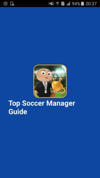 Top Soccer Manager Guide poster
