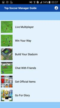 Top Soccer Manager Guide apk screenshot