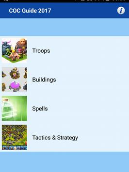 COC Guide 2017 screenshot 1