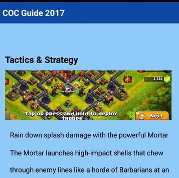 COC Guide 2017 screenshot 2
