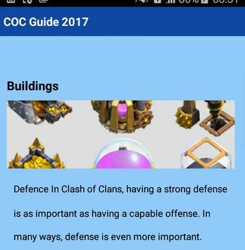COC Guide 2017 screenshot 3