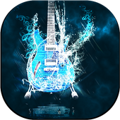 Water Guitar Live Wallpaper icon