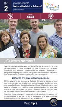 Unisabana Vive Español screenshot 1