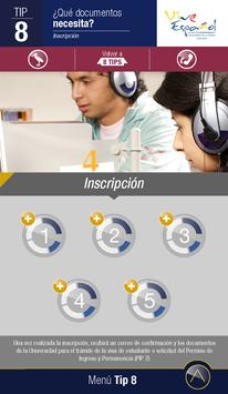 Unisabana Vive Español screenshot 4