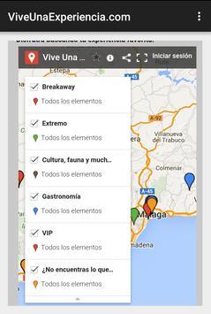Vive Una Experiencia apk screenshot