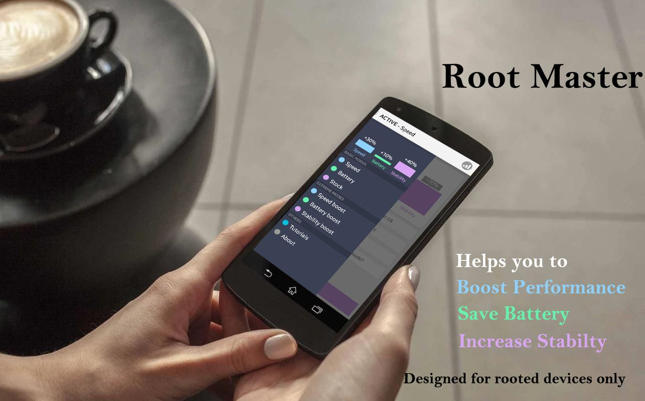 Free download root master for android