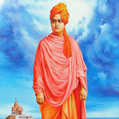 Vivekananda Quotes Widget App icon